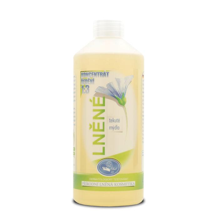 1306_Lněné tekuté mýdlo