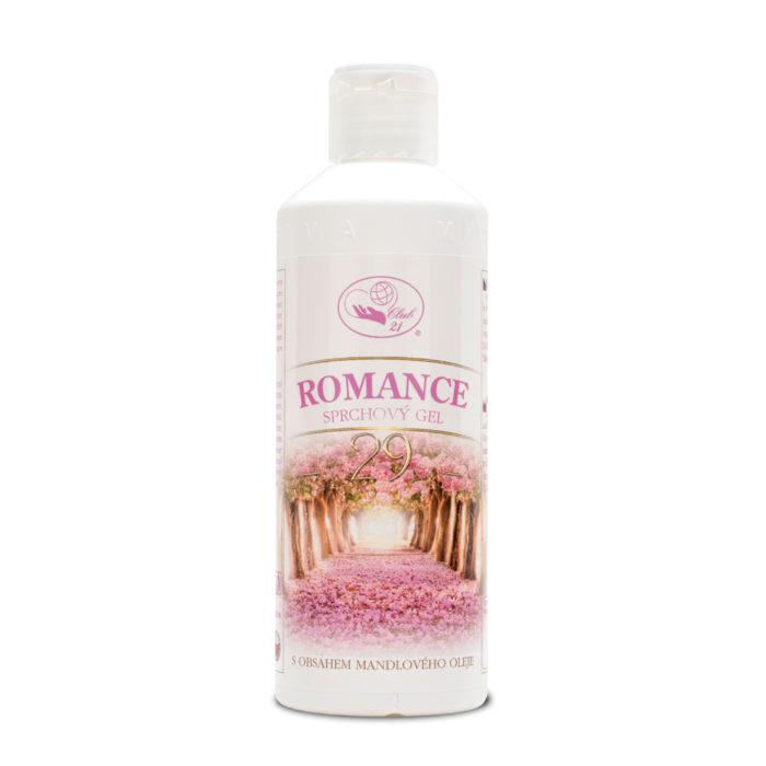 1392_Sprchový gel Romance