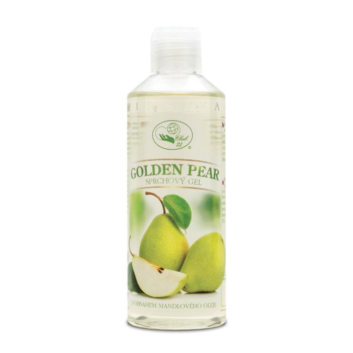1393_Sprchový gel Golden Pear