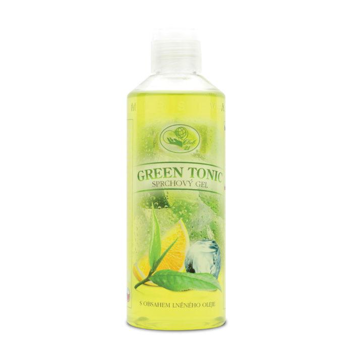 1399_Sprchový gel Green tonic