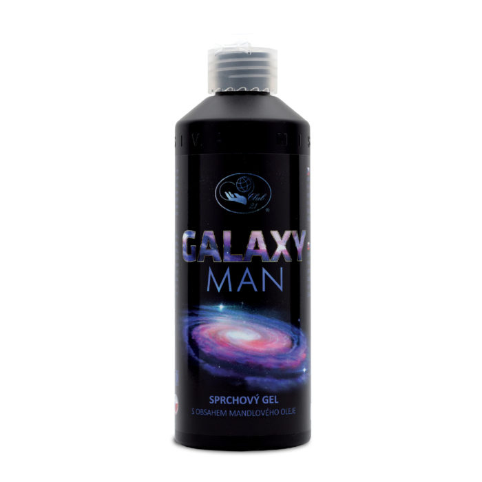 1403_Sprchový gel Galaxy Man