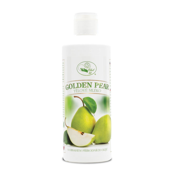 7049_Golden Pear tělové mléko